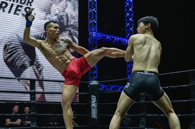 Vo si Viet Nam lieu co du suc thi dau MMA quoc te? hinh anh 1
