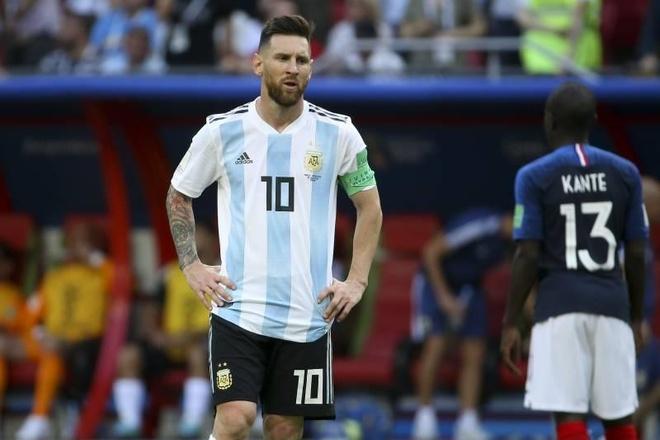 Messi: 'Con trai toi hoi tai sao nguoi ta muon giet bo no o Argentina' hinh anh 1
