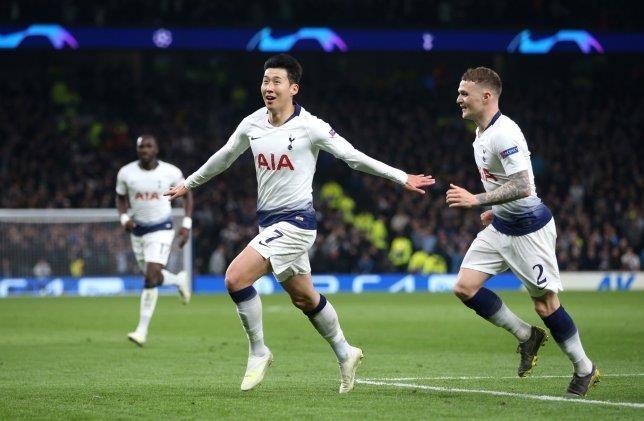 Son Heung-min chi ra khac biet giup Tottenham ha Man City hinh anh 1