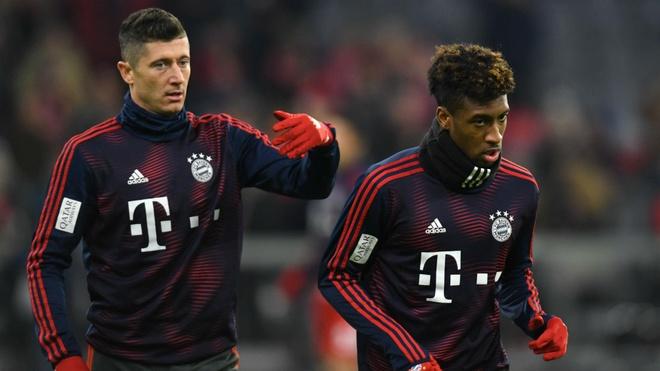 HLV Bayern: 'Khong co ly do gi de phat hai cau thu danh nhau' hinh anh 2
