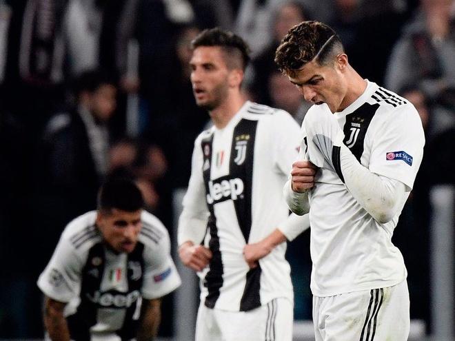 Co phieu Juventus rot gia manh sau that bai truoc Ajax hinh anh 1