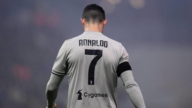 San Juventus giau to nho Cristiano Ronaldo hinh anh 1