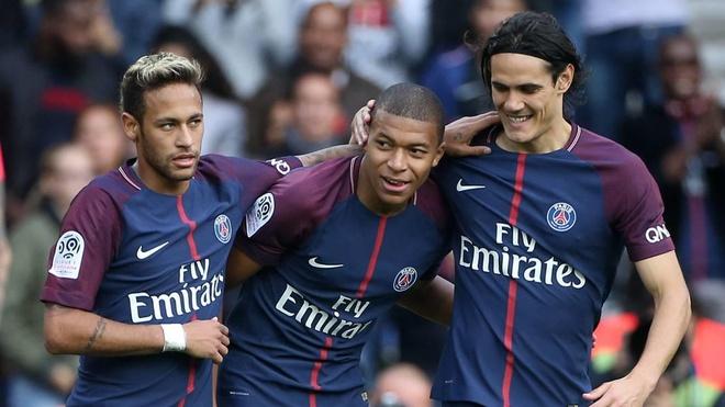 PSG khong can da cung len ngoi Ligue 1 truoc 5 vong dau hinh anh 2