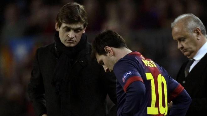 Messi quyet dinh o lai Barca sau cuoc gap voi co HLV Tito Vilanova hinh anh 1