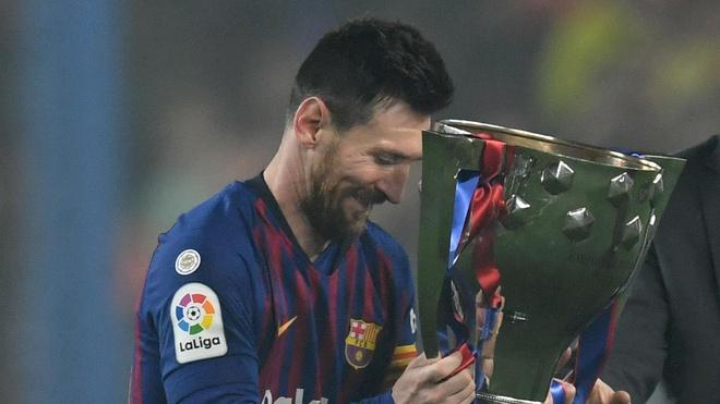 Khong Ronaldo, Messi co don tren ngai vang La Liga hinh anh 1