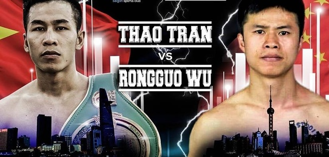 Tran Van Thao quyet knock-out vo si quyen anh hang dau Trung Quoc hinh anh 1