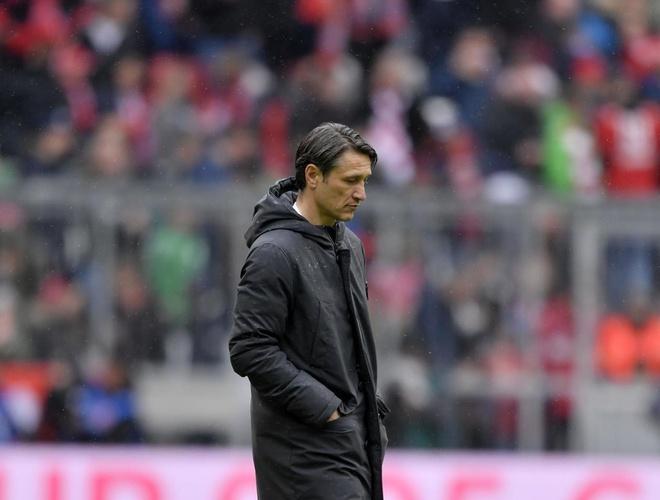 HLV Bayern Munich se nang cup vo dich voi doi tay 'run ray'? hinh anh 1