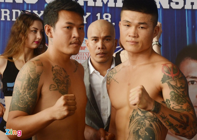 Nam vuong boxing Viet Nam da phat ngan Flores hinh anh 1