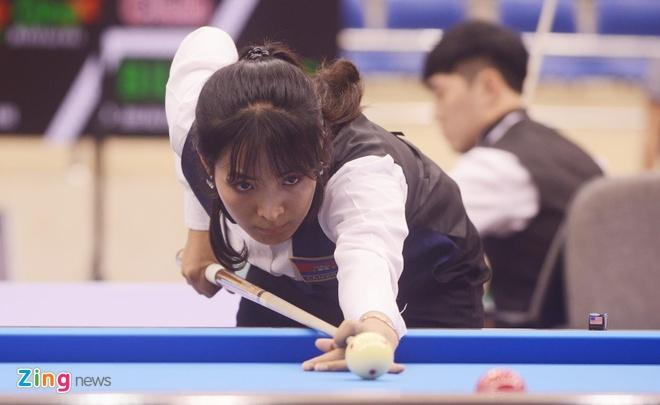 My nhan billiards Campuchia thua cay dang tai World Cup 2019 hinh anh 1