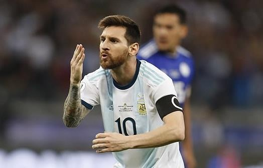 Noi bo tuyen Argentina bat on sau tran hoa Paraguay hinh anh 2