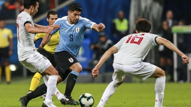 Ai dam coi thuong tuyen Nhat Ban va Qatar tai Copa America 2019? hinh anh 1