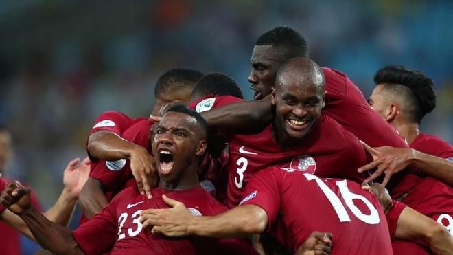 Ai dam coi thuong tuyen Nhat Ban va Qatar tai Copa America 2019? hinh anh 2