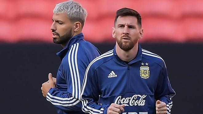 Messi bi cao buoc thao tung tuyen Argentina tai Copa America hinh anh 1