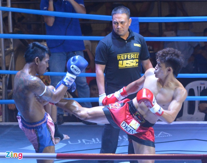 Xác định 2 võ sĩ Việt Nam thi đấu tại giải võ thuật lớn nhất châu Á