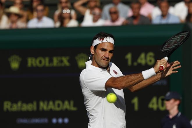 Ha Nadal, Federer chinh phuc su tan bao cua thoi gian hinh anh 3