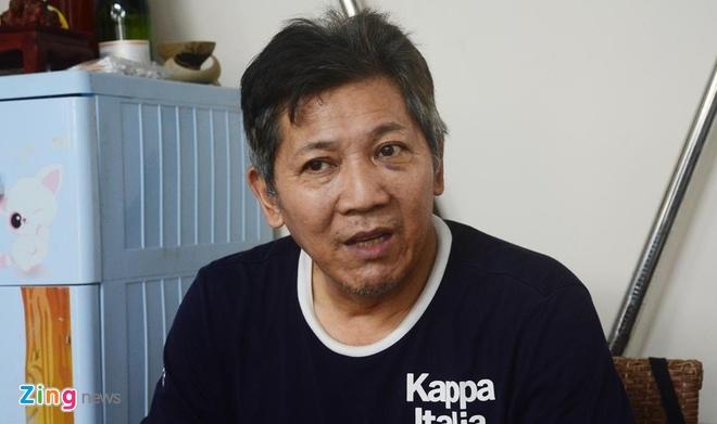 Vo su Nam Nguyen Khanh noi ve ly do bi danh hoi dong hinh anh 1