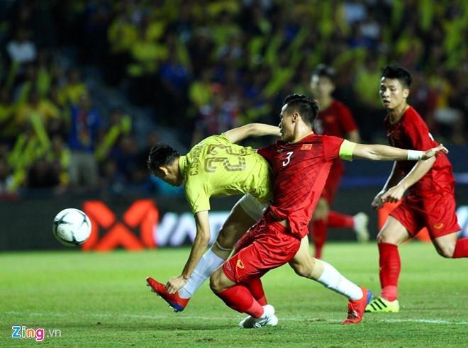 Vi sao Thai Lan bi danh gia thap hon Viet Nam tai vong loai World Cup? hinh anh 1