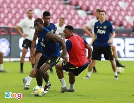Juventus dung ba ngoi sao doi lay Paul Pogba hinh anh 1