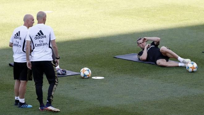 Lucky88 phân tích: Zidane mong Gareth Bale sớm rời Real Madrid