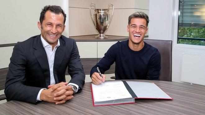 Coutinho thang thung quay lung voi Barca khi den Bayern hinh anh 1