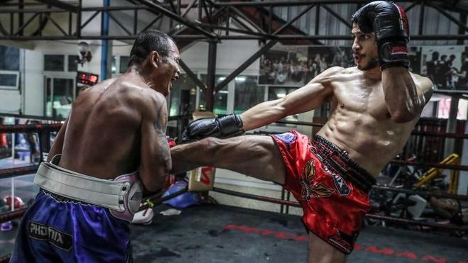 Muay Thai anh 1