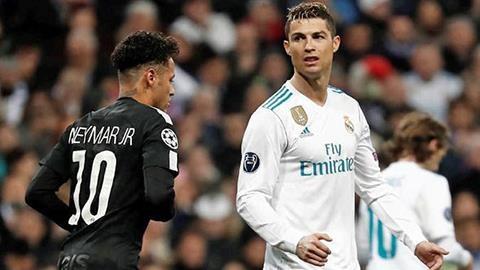 Juventus san sang dua Neymar ve lam dong doi cua Ronaldo hinh anh 1