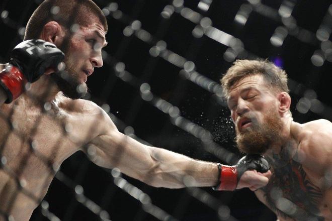 Khabib giau to sau khi vo dich hang nhe UFC hinh anh 2