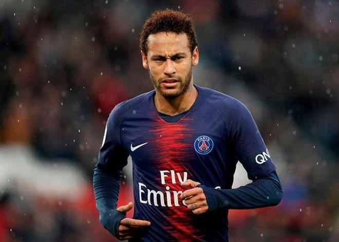 Neymar tu ke noi loan thanh cuu tinh cua PSG hinh anh 1
