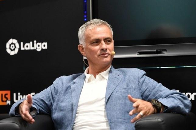 Mourinho len tieng truoc tin don thay Zidane o Real hinh anh 1