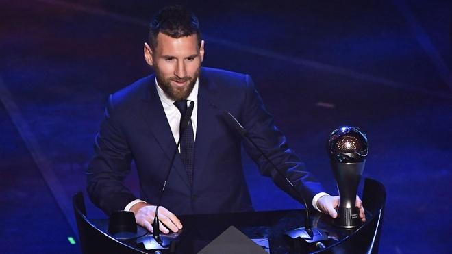 Ly do Messi de thua Van Dijk trong cuoc dua Qua bong Vang hinh anh 1