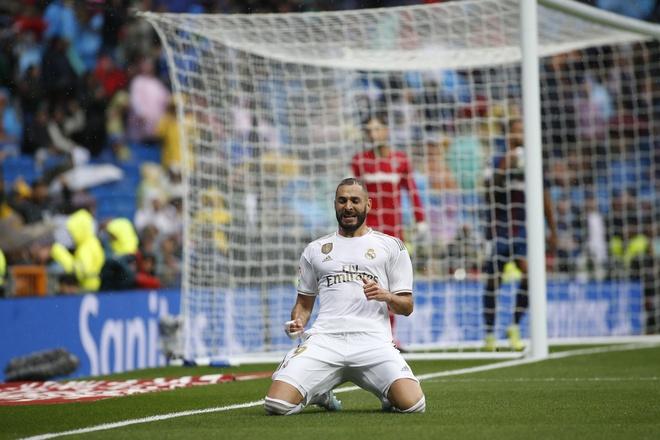 Benzema dang bat che do cao nhat o Real hinh anh 1