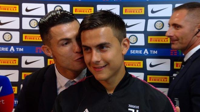 Ronaldo hon ma Dybala sau chien thang truoc Inter hinh anh 1