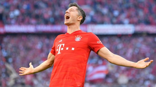 Lewandowski tao ky luc ghi ban o Bundesliga hinh anh 1