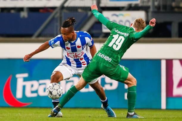 SC Heerenveen tu choi nha cau thu cho tuyen U23 Nigeria hinh anh 1