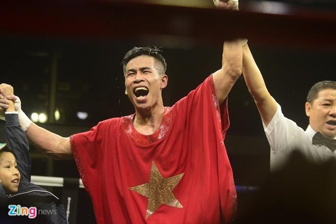Nha vo dich WBC Tran Van Thao gianh chien thang khi tai xuat hinh anh 1