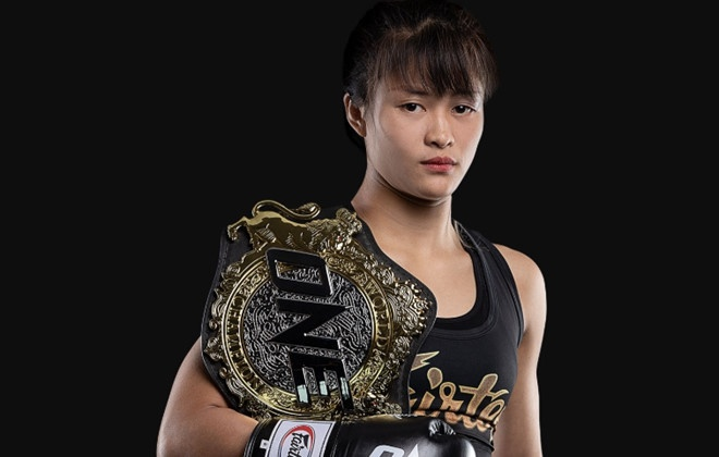 Bi Nguyen muon lam rang danh Viet Nam tai ONE Championship hinh anh 2