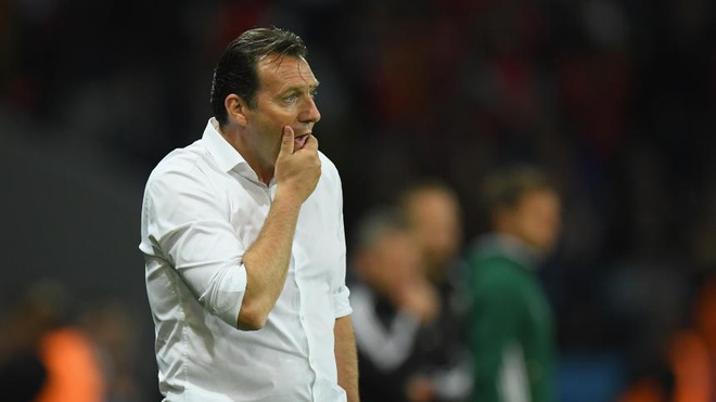 Iran cham dut hop dong voi HLV Marc Wilmots hinh anh 1