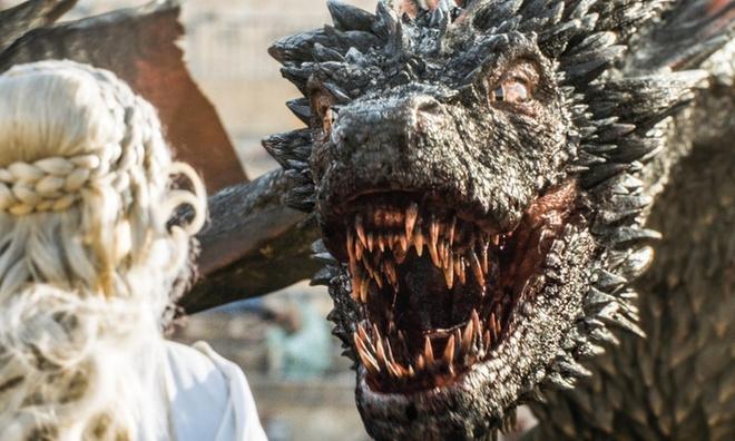 Nhin lai rong lua Drogon cua Game of Thrones tu Season 1 hinh anh