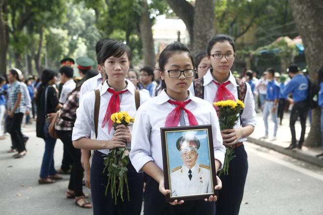 Dai tuong Vo Nguyen Giap qua goc nhin tre hinh anh 3