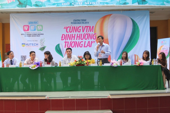 Tu van mua thi 2014 - Cung VTM dinh huong tuong lai hinh anh