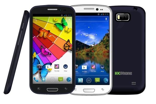 Nhung smartphone dinh dam dong HKPhone Revo hinh anh