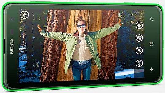 Dat hang truoc Nokia Lumia 625 chi voi 5,7 trieu dong hinh anh