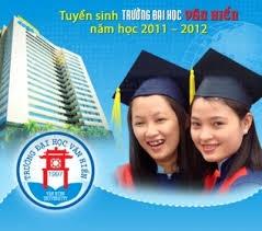 Dai hoc Van Hien: 2,5 ty dong hoc bong cho tan SV 2013 hinh anh