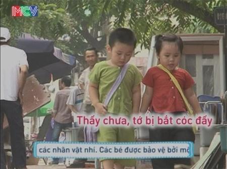 Be 2 tuoi gay bat ngo trong 'Con da lon khon' hinh anh