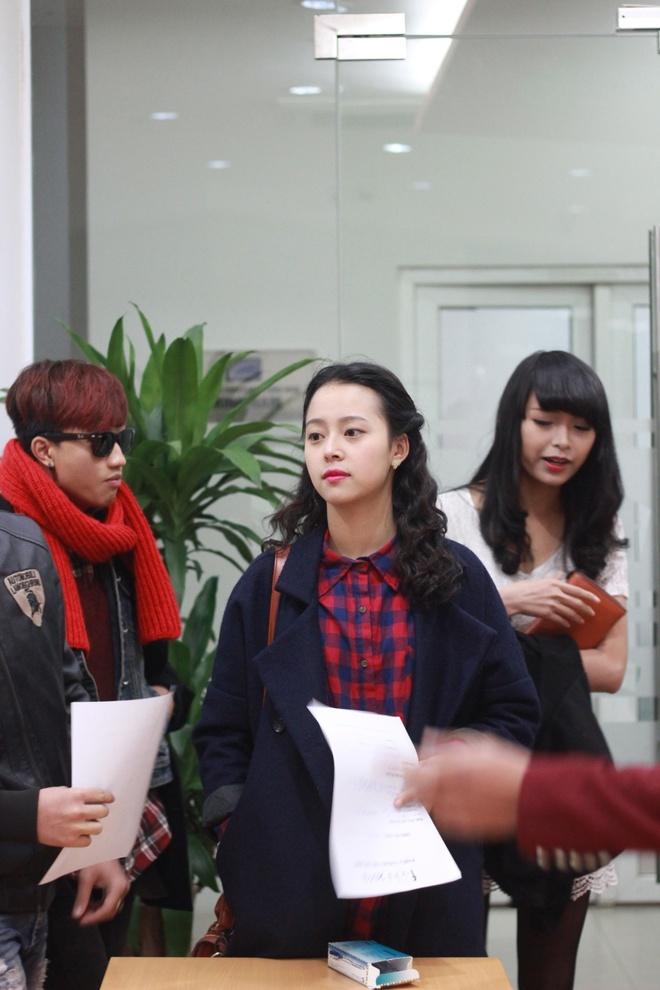 Dan trai xinh gai dep Ha Thanh dang ky casting F-idol hinh anh 2