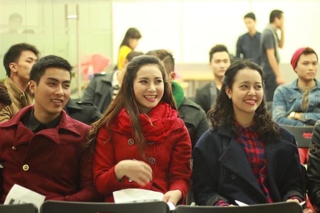 Dan trai xinh gai dep Ha Thanh dang ky casting F-idol hinh anh 3