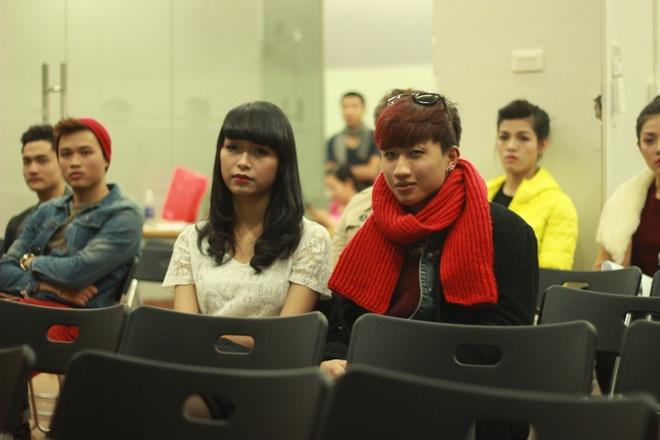 Dan trai xinh gai dep Ha Thanh dang ky casting F-idol hinh anh 4