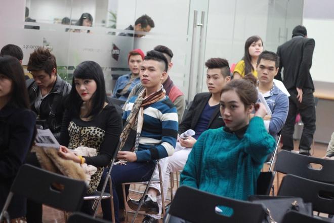 Dan trai xinh gai dep Ha Thanh dang ky casting F-idol hinh anh 5