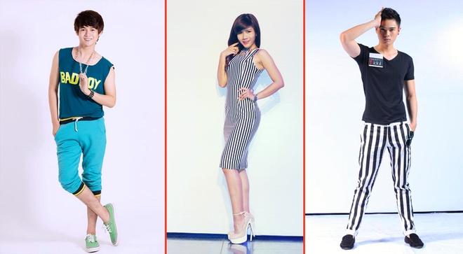 Dan hot boy, hot girl cua vong ban ket F-idol 2013 hinh anh 3