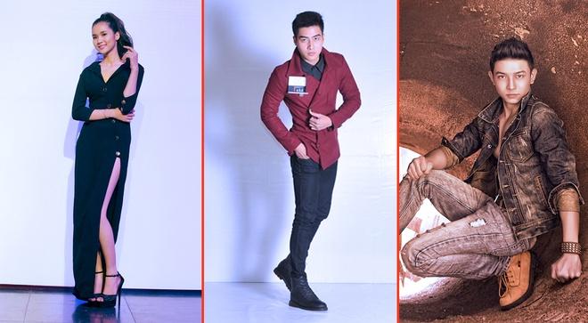 Dan hot boy, hot girl cua vong ban ket F-idol 2013 hinh anh 7